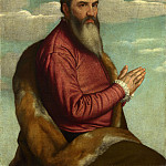 Moretto da Brescia – Praying Man with a Long Beard, Part 5 National Gallery UK