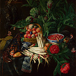 Part 5 National Gallery UK - Pieter Snijers - A Still Life
