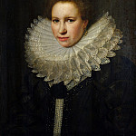 Michiel van Miereveld – Portrait of a Woman, Part 5 National Gallery UK