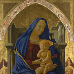 Masaccio – The Virgin and Child, Part 5 National Gallery UK