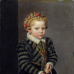Netherlandish – A Little Girl with a Basket of Cherries, Part 5 National Gallery UK