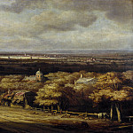 Philips Koninck – An Extensive Landscape, Part 5 National Gallery UK
