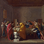 Nicolas Poussin – Extreme Unction, Part 5 National Gallery UK