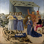 Part 5 National Gallery UK - Piero della Francesca - The Nativity