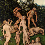 Part 5 National Gallery UK - Lucas Cranach the Elder - The Close of the Silver Age