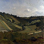 Part 5 National Gallery UK - Philippe Rousseau - A Valley