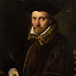Netherlandish – Portrait of Andreas Boulengier, Part 5 National Gallery UK