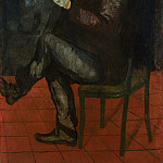 Part 5 National Gallery UK - Paul Cezanne - The Painters Father, Louis-Auguste Cezanne
