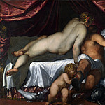 Part 5 National Gallery UK - Palma Giovane - Mars and Venus