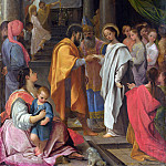 The Marriage of the Virgin, Lodovico Carracci