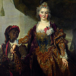 Part 5 National Gallery UK - Nicolas de Largillierre - Princess Rakoczi