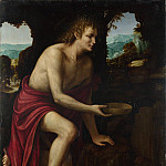 Martino Piazza – Saint John the Baptist in the Desert, Part 5 National Gallery UK
