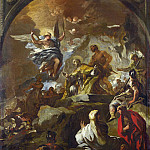 Luca Giordano – The Martyrdom of Saint Januarius, Part 5 National Gallery UK
