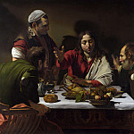 Michelangelo Merisi da Caravaggio – The Supper at Emmaus, Part 5 National Gallery UK
