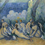 Part 5 National Gallery UK - Paul Cezanne - Bathers (Les Grandes Baigneuses)