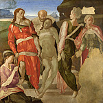 Michelangelo – The Entombment, Part 5 National Gallery UK