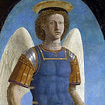 Piero della Francesca – Saint Michael, Part 5 National Gallery UK