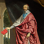 Part 5 National Gallery UK - Philippe de Champaigne - Cardinal de Richelieu