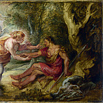 Peter Paul Rubens – Aurora abducting Cephalus, Part 5 National Gallery UK