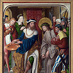 Master of Cappenberg – Christ before Pilate, Part 5 National Gallery UK