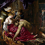 Peter Paul Rubens – Samson and Delilah, Part 5 National Gallery UK