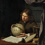 Part 5 National Gallery UK - Olivier van Deuren - A Young Astronomer