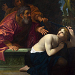 Part 5 National Gallery UK - Ludovico Carracci - Susannah and the Elders