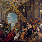 Paolo Veronese – The Adoration of the Kings, Part 5 National Gallery UK