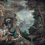 Part 5 National Gallery UK - Paolo Fiammingo - Landscape with a Scene of Enchantment