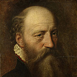 Netherlandish – Portrait of a Bearded Man, Part 5 National Gallery UK