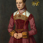 Part 5 National Gallery UK - Nicolas de Neufchatel - Portrait of a Young Lady