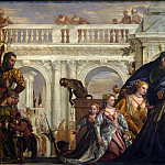 Paolo Veronese – The Family of Darius before Alexander, Part 5 National Gallery UK