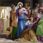Paolo Veronese – Christ addressing a Kneeling Woman, Part 5 National Gallery UK