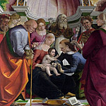 Part 5 National Gallery UK - Luca Signorelli - The Circumcision
