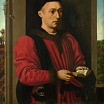 Petrus Christus – Portrait of a Young Man, Part 5 National Gallery UK