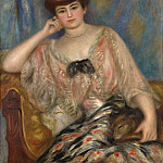 Part 5 National Gallery UK - Pierre-Auguste Renoir - Misia Sert