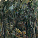 Part 5 National Gallery UK - Paul Cezanne - The Grounds of the Chateau Noir