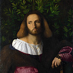 Part 5 National Gallery UK - Palma Vecchio - Portrait of a Poet