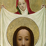 Master of Saint Veronica – Saint Veronica with the Sudarium, Part 5 National Gallery UK