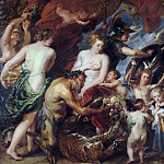 Peter Paul Rubens – Minerva protects Pax from Mars , Part 5 National Gallery UK