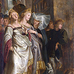 Part 5 National Gallery UK - Peter Paul Rubens - Three Female Witnesses
