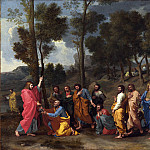 Nicolas Poussin – Ordination, Part 5 National Gallery UK