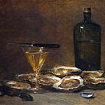 Philippe Rousseau – Still Life with Oysters, Part 5 National Gallery UK