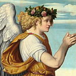 Part 5 National Gallery UK - Moretto da Brescia - An Adoring Angel