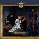 Paul Delaroche – The Execution of Lady Jane Grey, Part 5 National Gallery UK