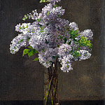 Otto Franz Scholderer – Lilac, Part 5 National Gallery UK