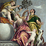 Part 5 National Gallery UK - Paolo Veronese - Happy Union
