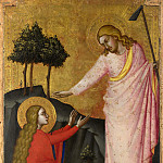 Part 5 National Gallery UK - Master of the Lehman Crucifixion - Noli me Tangere