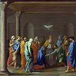 Part 5 National Gallery UK - Nicolas Poussin - Marriage