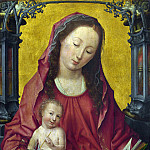 Part 5 National Gallery UK - Netherlandish - The Virgin and Child
